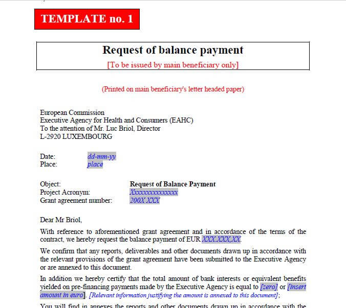 Sample-Request-of-Balance-Payment-Agreement-Letter