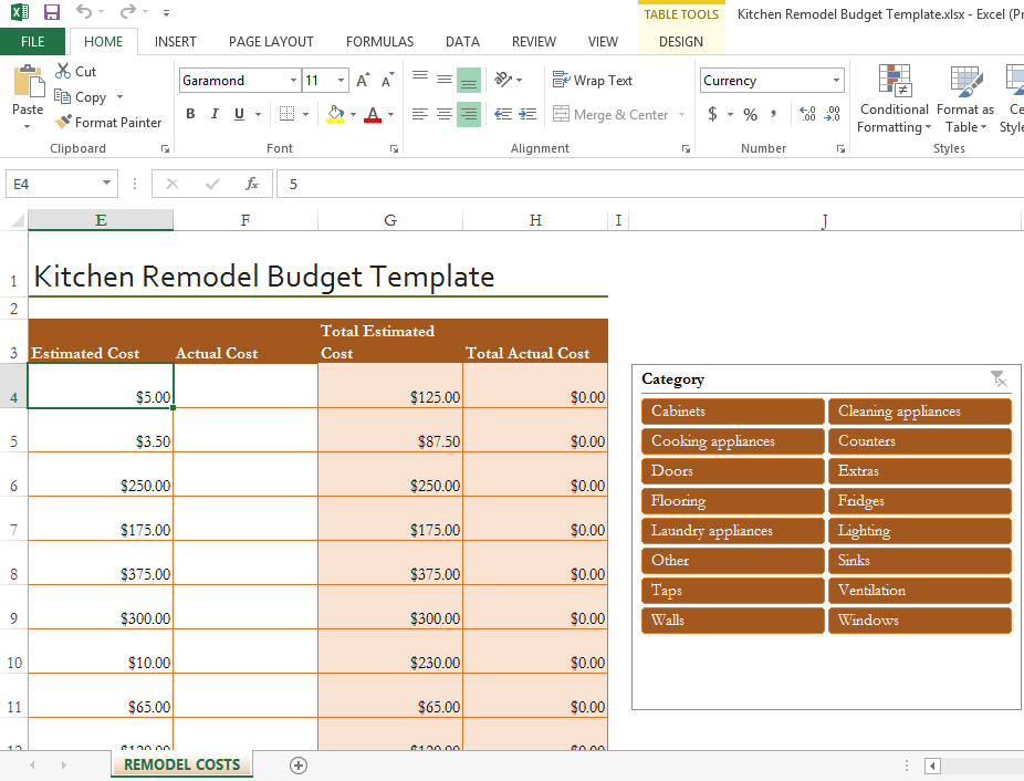 Kitchen-Remodel-Budget-Template